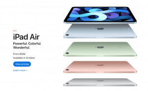 How Do Apple's New iPad Air and iPad Pro Compare? It Depends.   Observer