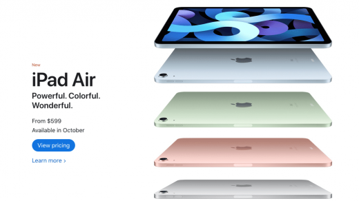 How Do Apple's New iPad Air and iPad Pro Compare? It Depends. | Observer