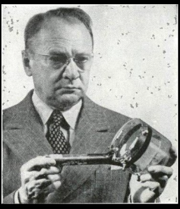 Invention of the Iconoscope, the First Electronic Television Camera : History  of Information