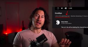 Over a million watched Markiplier, Crankgameplays delete YouTube channel |  Sports Grind Entertainment