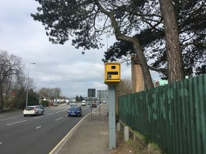 Where are you most likely to get caught speeding in Cardiff? - The  Cardiffian