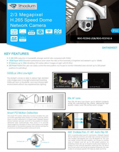 Speed Dome – Ronel