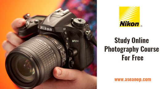 Nikon Study Online Photography Course For Free. - ASEAN Scholarships