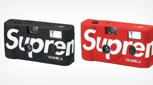 Supreme Set to Launch a Special-Edition Yashica 35mm Film Camera – Tipsxd