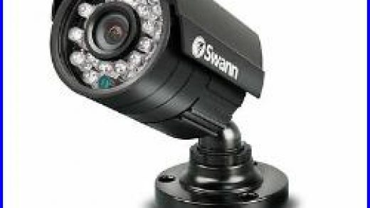 Swann PRO-735 X1 Day Night Vision 720 TVL LED Security CCTV Camera Only |  Camera Day Night