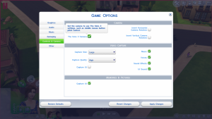 The Sims 4 Tutorial: Switching Camera Modes