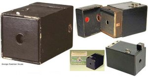 The 1st Brownie Camera   The Brownie Camera Guy's Blog