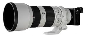 The Telephoto Lens - Use This to Get Up Close and Personal