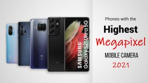 Phones With The Highest Megapixel Camera [2020/21]   The Smartphone  Photographer