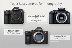 10 Best Cameras for Photography - Which Camera is Best for Professional  Photography?