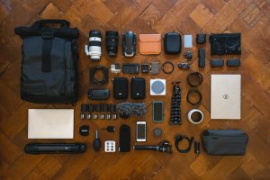 Our Complete Travel Photography Gear | Going The Whole Hogg