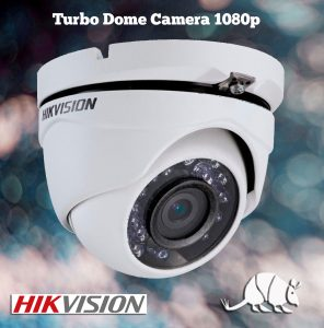TURBO HD DOME CAMERA 1080P – Fortified CCTV Solutions