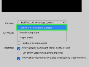 How to Use a Digital Camera As a Web Cam: 14 Steps (with Pictures)