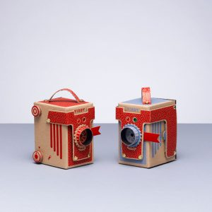 Build Your Own VIDDY Pinhole Camera – COOL HUNTING®