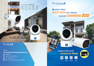 VNPT Technology officially opened to sell IP Camera on Shopee, Tiki and  Lazada – ElectroDealPro