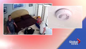 Airbnb guest finds hidden camera in room. Expert says 'more common than you  think' - National | Globalnews.ca