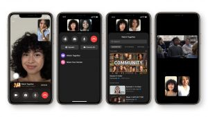 Facebook introduces a co-viewing experience in Messenger, 'Watch Together'    TechCrunch