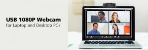 The All-New USB 1080P Webcam from Diamond Multimedia
