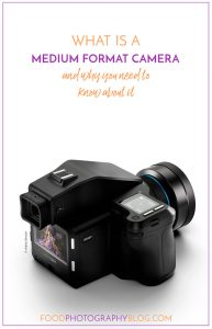 What Is A Medium Format Camera And Why You Need To Know About It   Food  Photography Blog
