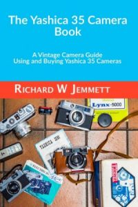 Photography Log Book: For 35mm Film Cameras. Capture 288 exposures –  equivalent to 12 rolls of 24 exposure films.