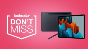 The Galaxy Tab S7 gets a massive 0 price cut in fantastic deal at Amazon  | TechRadar