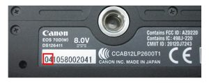 Canon Camera Troubleshooting – Kameratrollet