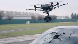 Sony unveils AirPeak, its camera-carrying video drone | TechCrunch