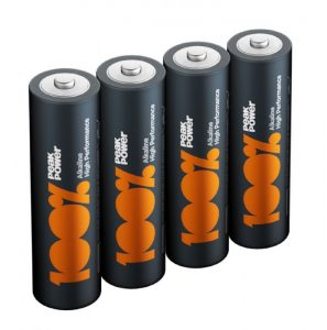 Find the perfect energy solution in the double A battery - Expozdrowie