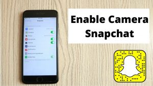 Allow Snapchat Camera Access On IPhone And Android » NewGia