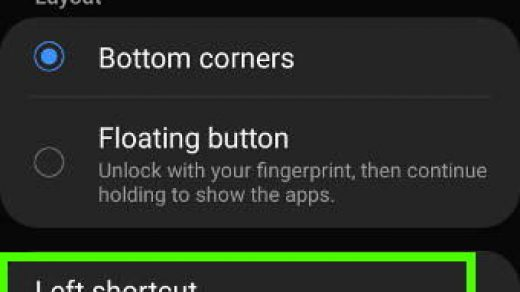 How to use app shortcuts on Galaxy S20 lock screen? - Samsung Galaxy S20  Guides