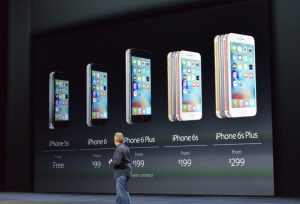 Apple launches the all new iPhone 6s and 6s Plus with 3D Touch – Tech Urge