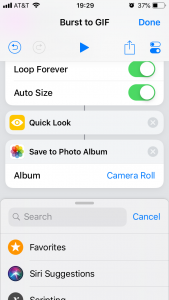 How to Make GIFs From Your Burst Photos on iPhone