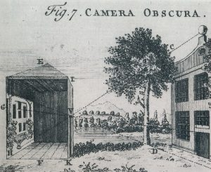 The Camera Obscura – Sightseeing: Vision and The Image in Early Modern  Europe