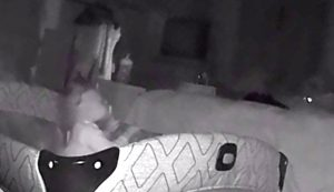 Video: Baby injured by ghost caught on camera, parents say