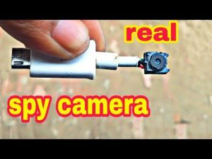 diy home made spy camera From old mobile phone camera - YouTube | Spy camera,  Spy gadgets diy, Diy security camera