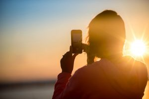 Camera sales are falling sharply – On my Om