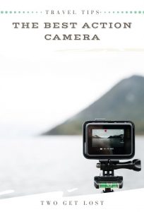 The Best Action Camera For Travel Vloggers   Two Get Lost