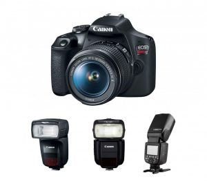 Best Flashes for Canon EOS Rebel T6 & T7 – Canon Rumors CO