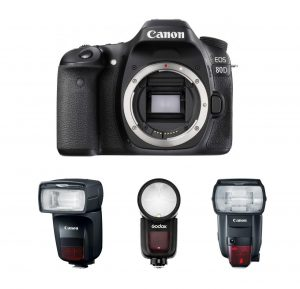 Best Flash for Canon EOS 80D – Accessories Tested