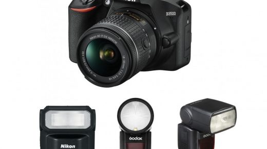 Best Flash for Nikon D3500 – Accessories Tested