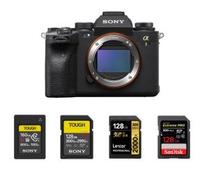 Best Memory Cards for Sony Alpha a1 (ILCE-1) – Accessories Tested