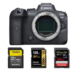 Best Memory Cards for Canon EOS R6 – Canon Rumors CO
