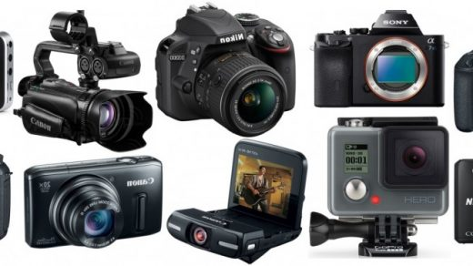 Top 10 Best Video Cameras for Filming YouTube Videos - The Wire Realm