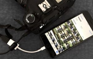 The Best Way to Transfer Photos & Videos from Your DSLR Camera to Your  iPhone « iOS & iPhone :: Gadget Hacks