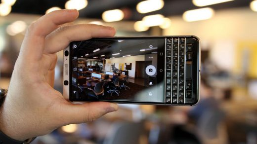 Review: The BlackBerry Keyone is a step back in time that I really want to  love [Video] - 9to5Google