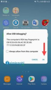 How to root an Android phone using KingRoot – SCC