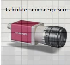 Imaging Basics - Calculating exposure times for machine vision cameras