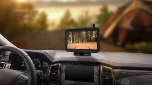 Get an easy-to-install solar-powered wireless backup camera kit for 7.29  - Roadshow