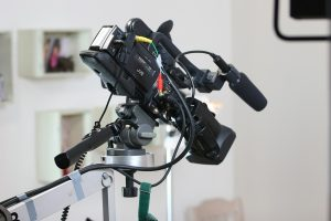 Keep a Camera Steady for Walking Selfie Video with DIY Camera Rig - Rosa  Media Productions