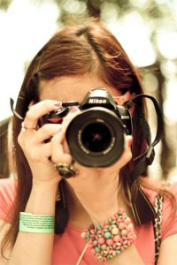 How to Hold a Camera Steady